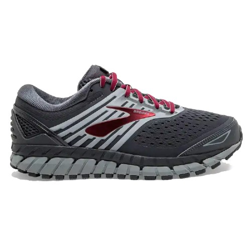 Brooks Beast 18 Men's Ebony/Primer/Biking Red