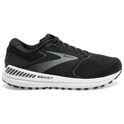Brooks Beast 20 Men's Black/Ebony/Grey