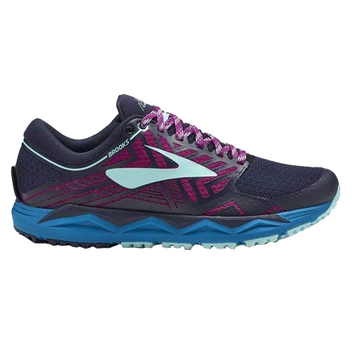 Brooks Caldera 2 Women's Navy/Plum/Blue