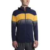 Brooks Canopy Jacket Men's Navy/Finch Stripe