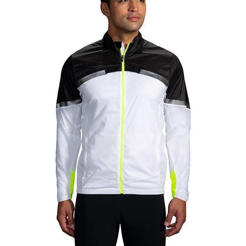 Brooks Carbonite Jacket Men's Luminosity