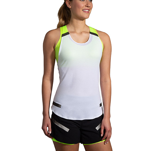 Brooks Carbonite Tank Women's Luminosity