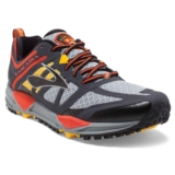 Brooks Cascadia 11 Men's River Rock/Cherry Tomato