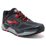 Brooks Cascadia 11 Men's Anthracite/Black/Red