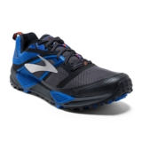 Brooks Cascadia 12 Men's Anthracite/Electric Blue