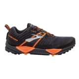 Brooks Cascadia 13 Men's Grey/Black/Orange
