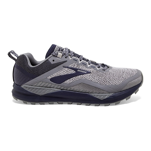 Brooks Cascadia 14 Men's Grey/Navy