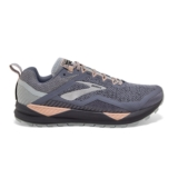 Brooks Cascadia 14 Women's Grey/Pale Peach/Pearl
