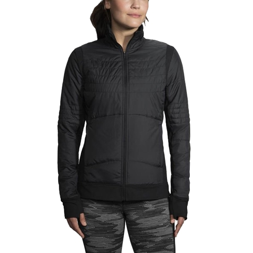 Brooks Cascadia Thermal Jacket Women's Black