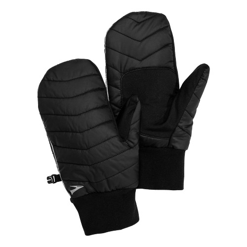 Brooks Casscadia Thermal Mitt Unisex Black