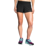 "Brooks Chaser 3"" Short Women's Black"
