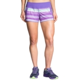 "Brooks Chaser 3"" Short Women's Dusk Scape"