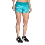 "Brooks Chaser 3"" Short Women's Tile Ikat"