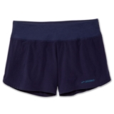 "Brooks Chaser 5"" Short Women's Navy"