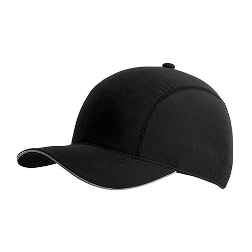 Brooks Chaser Hat Unisex Black