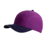 Brooks Chaser Hat Unisex Violet/Navy