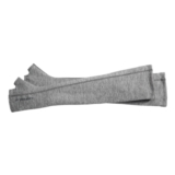 Brooks Dash Arm Warmers Unisex Heather Oxford