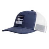 Brooks Discovery Trucker Hat Unisex Navy