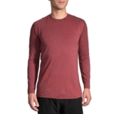 Brooks Distance Long Sleeve Men's Heather Root Forge