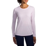 Brooks Distance Long Sleeve Women's Blush