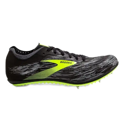 Brooks ELMN8 v5 Unisex Black/Grey/Nightlife - Brooks Style # 1000341D081 S20