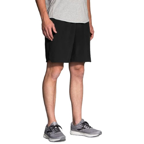 "Brooks Equip 9"" Short Men's Black"