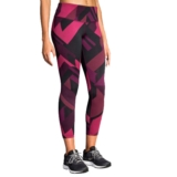 Brooks Formation Crop Women's Plum Eclipse Jacquard