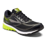 Brooks Ghost 10 GTX Men's Black/Ebony/Lime
