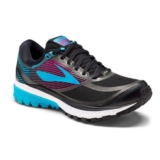 Brooks Ghost 10 GTX Women's Black/Peacock Blue