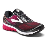 Brooks Ghost 10 Women's Black/Pink Peacock