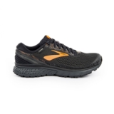 Brooks Ghost 11 GTX Men's Black/Orange/Ebony