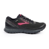 Brooks Ghost 11 GTX Women's Black/Pink/Ebony