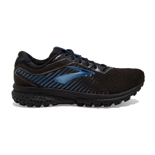 Brooks Ghost 12 GTX Men's Black/Ebony/Blue