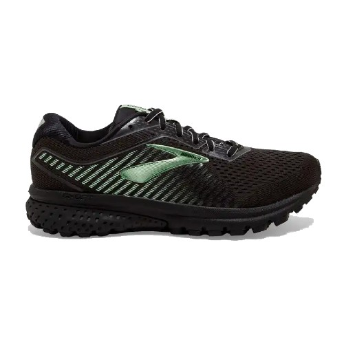 Brooks Ghost 12 GTX Women's Black/Ebony/Aqua