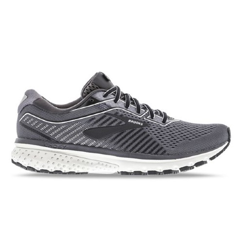 Brooks Ghost 12 Men's Black/Pearl /Oyster - Brooks Style # 110316 1D 075 F19