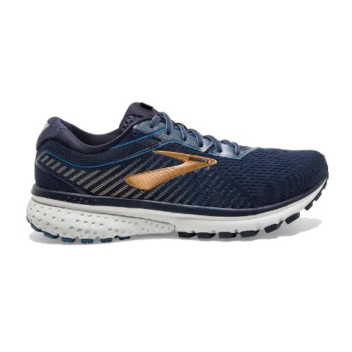 Brooks Ghost 12 Men's Navy/Deep Water/Gold