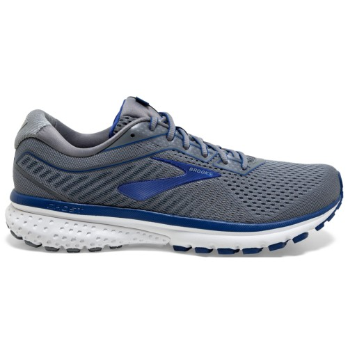Brooks Ghost 12 Men's Black/Grey