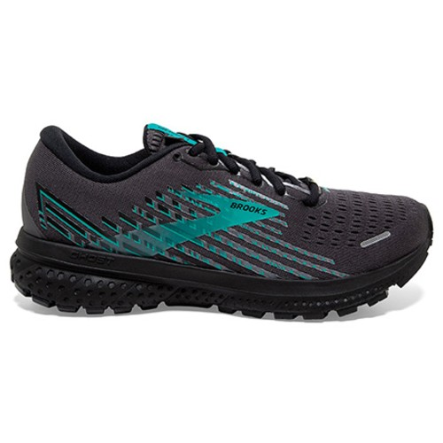 Brooks Ghost 13 GTX Women's Black/Ebony/Peacock