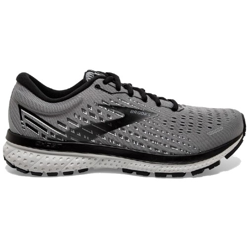 Brooks Ghost 13 Men's Primer Grey/Pearl/Black - Brooks Style # 110348 040 F20