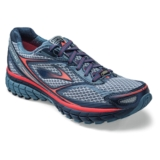 Brooks Ghost 7 GTX Women's Storm/Midnight/Coral