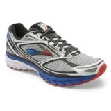 Brooks Ghost 7 Men's White/Electric/Punch