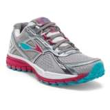 Brooks Ghost 8 Women's Metalic/Charcoal