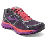 Brooks Ghost 8 Women's Anthracite/Purple