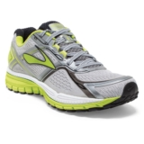 Brooks Ghost 8 Men's Charcoal/Lime/Silver