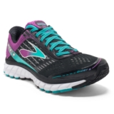 Brooks Ghost 9 Women's Black/Sparkling Grape