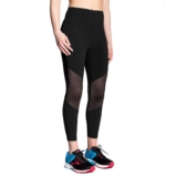 Brooks Ghost High-Waist Crop Women's Black