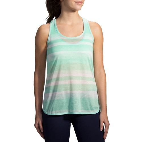 Brooks Ghost Racerback Women's Surf Scape