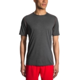 Brooks Ghost Short Sleeve Men's Heather Black