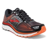 Brooks Glycerin 13 Men's Black/HighRiskRed/Silver