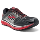 Brooks Glycerin 14 Men's Black/High Risk Red